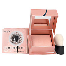 Buy Benefit Dandelion Twinkle, Champagne Pink Online at johnlewis.com