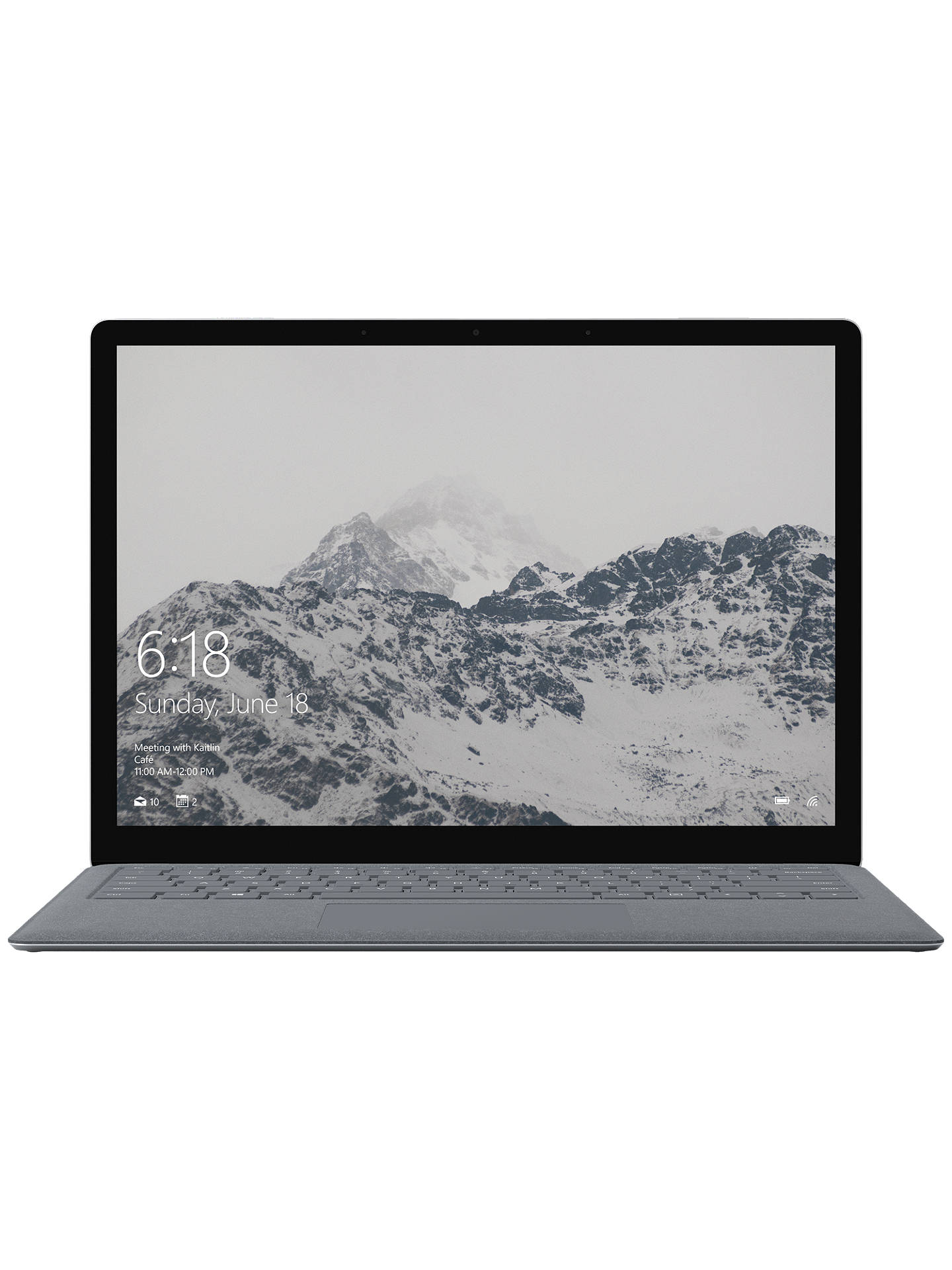 where is the serial number on a surface laptop