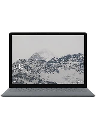 "Microsoft Surface Laptop, Intel Core i7, 16GB RAM, 512GB SSD, 13.5"" PixelSense Display, Platinum"
