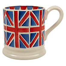Buy Emma Bridgewater Union Jack Mug With Box, Multi, 300ml Online at johnlewis.com