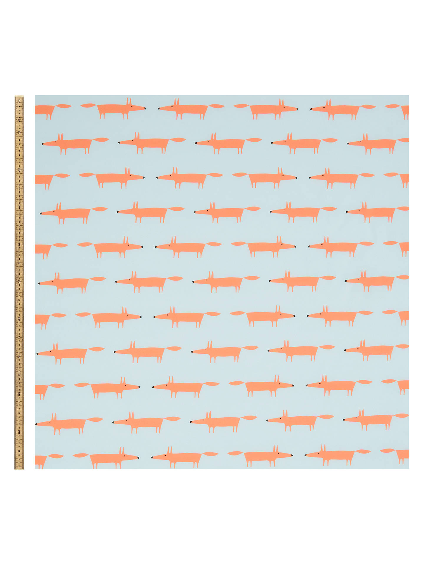 BuyScion Original Large Fox Print Online at johnlewis.com