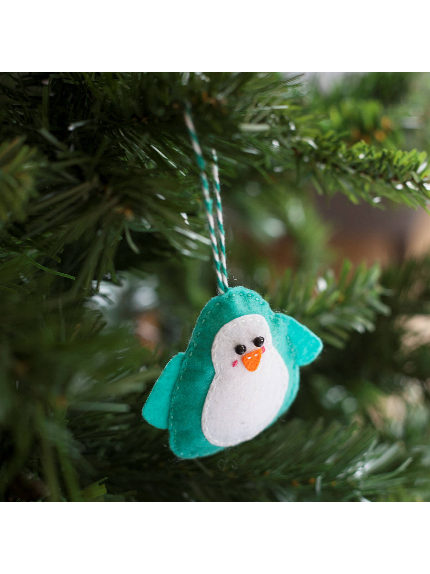 Crafter's Companion Make Your Own Penguin Christmas Tree ...