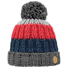 Buy Barts Wilhelm Children's Beanie, One Size, Black Online at johnlewis.com