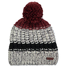 Buy Barts Hume Beanie, One Size, Burgundy Online at johnlewis.com