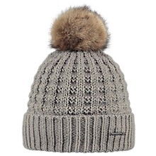 Buy Barts Filipa Beanie, One Size, Taupe Online at johnlewis.com