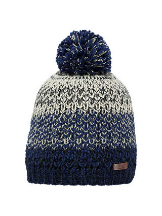 Buy Barts Lester Beanie, One Size, Dark Blue Online at johnlewis.com