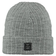 Buy Barts Parker Beanie Hat, One Size, Grey Online at johnlewis.com