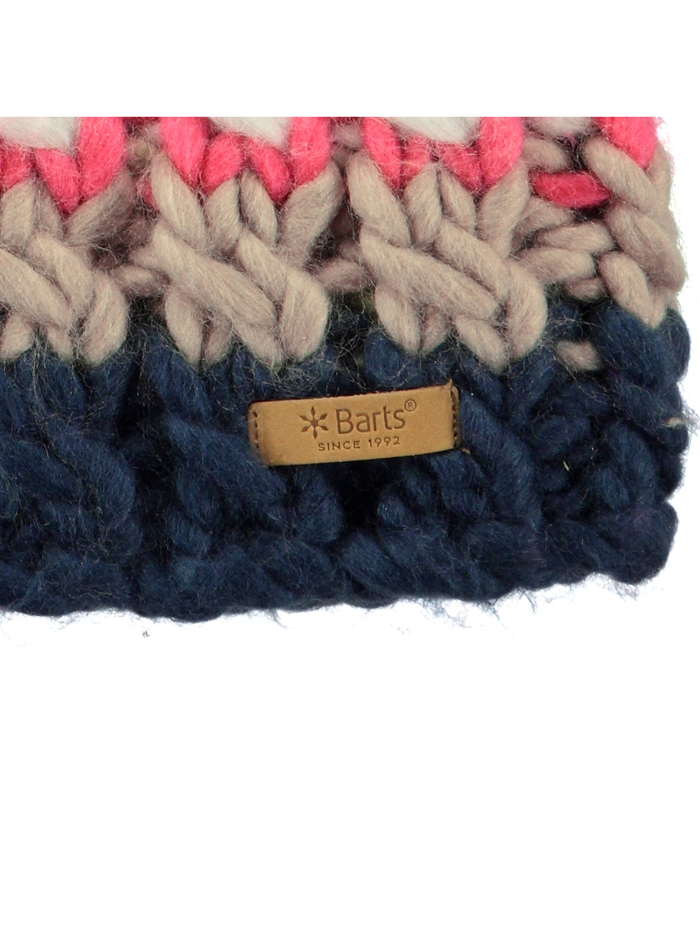 Buy Barts Feather Beanie, One Size, Multi Online at johnlewis.com