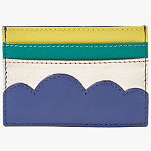 Buy John Lewis Leather Cloud Card Holder Online at johnlewis.com