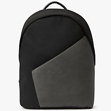 Buy Kin by John Lewis Ella Backpack, Black Online at johnlewis.com