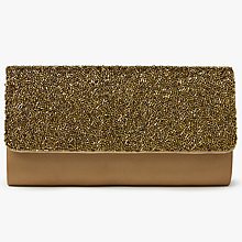Buy John Lewis Isla East / West Beaded Clutch Bag Online at johnlewis.com