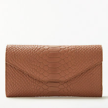 Buy Modern Rarity Carmenere Leather Wallet, Tan Online at johnlewis.com