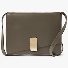 Buy Kin by John Lewis Sara Leather Cross Body Bag Online at johnlewis.com