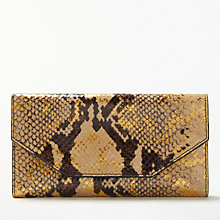 Buy Modern Rarity Carmenere Leather Wallet, Multi Online at johnlewis.com