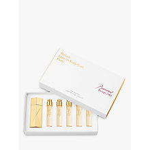 Buy Maison Francis Kurkdjian Baccarat Rouge 540 Eau de Parfum Travel Fragrance Set Online at johnlewis.com