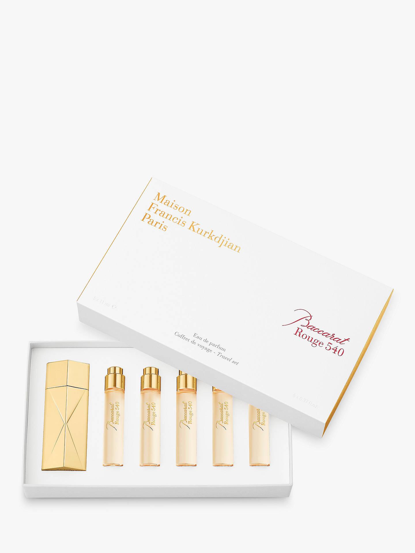 Maison Francis Kurkdjian Baccarat Rouge 540 Eau De Parfum Travel