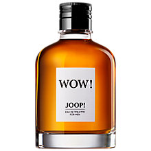 Buy JOOP! Wow! Eau de Toilette Online at johnlewis.com