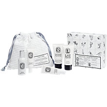 Buy Diptyque L'Art Du Soin Face & Body Travel Set Online at johnlewis.com