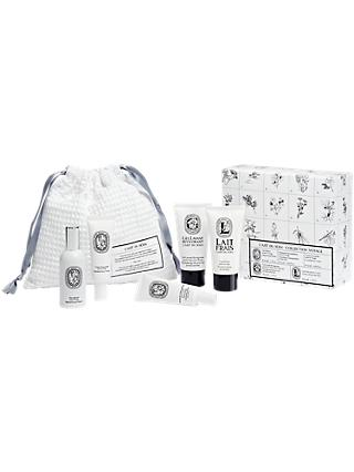 Diptyque L'Art Du Soin Face & Body Travel Set