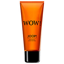 Buy JOOP! Wow! Hair & Body Wash, 250ml Online at johnlewis.com