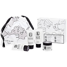 Buy Diptyque L'Art Du Soin Body Care Travel Set Online at johnlewis.com