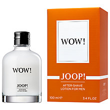 Buy JOOP! Wow! Aftershave Lotion, 100ml Online at johnlewis.com