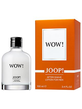 JOOP! Wow! Aftershave Lotion, 100ml