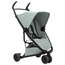 Buy Quinny Zapp Xpress Pushchair, Grey Online at johnlewis.com