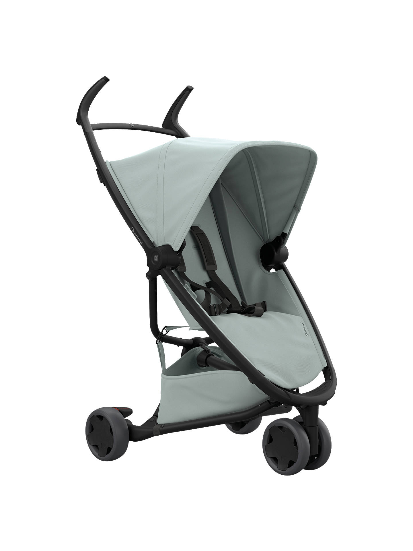 quinny zapp xpress pushchair grey at john lewis partners. Black Bedroom Furniture Sets. Home Design Ideas