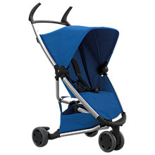 Buy Quinny Zapp Xpress Pushchair, Blue Online at johnlewis.com