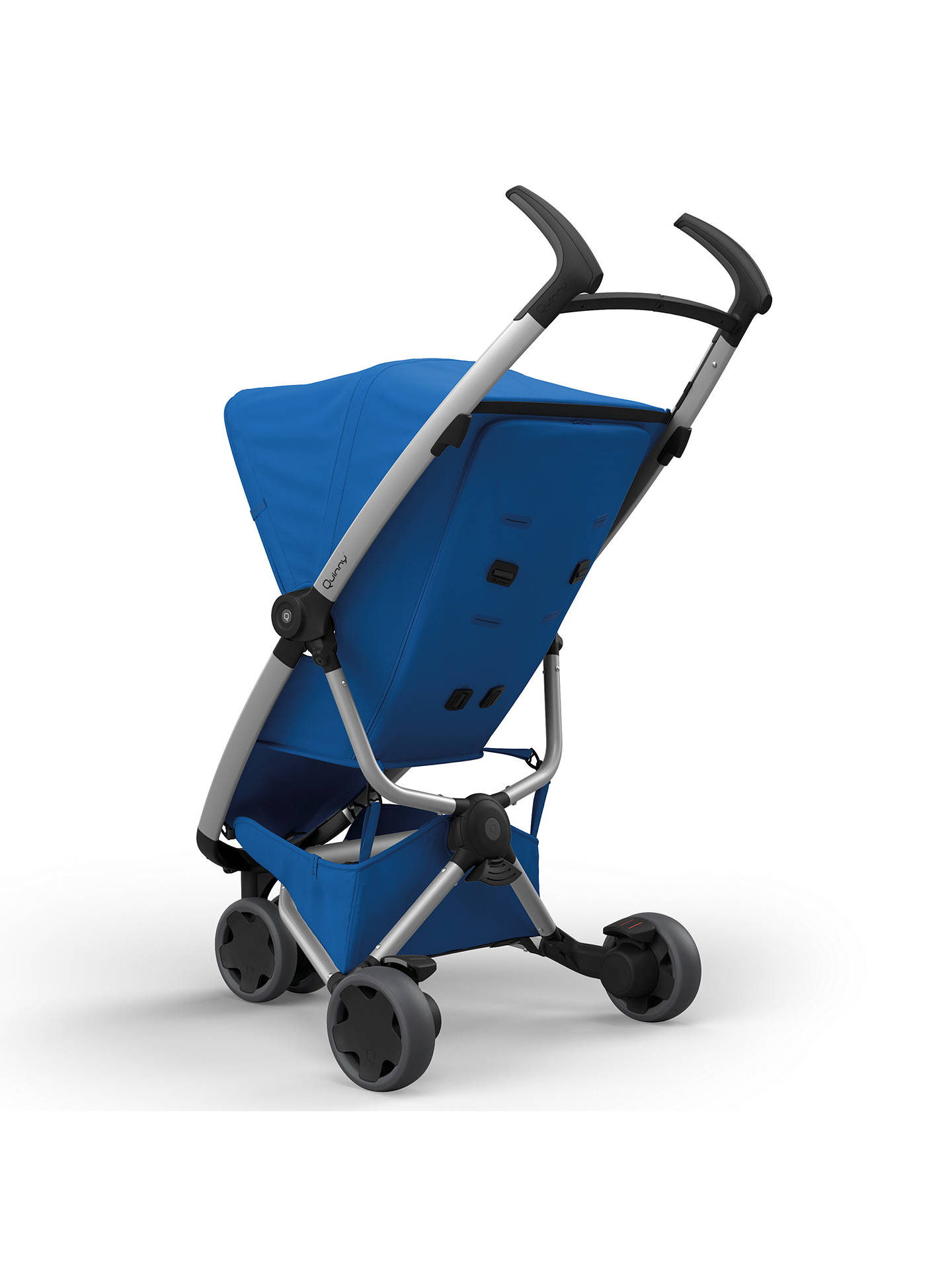quinny zapp xpress pushchair blue at john lewis partners. Black Bedroom Furniture Sets. Home Design Ideas