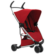 Buy Quinny Zapp Xpress Pushchair, Red Online at johnlewis.com