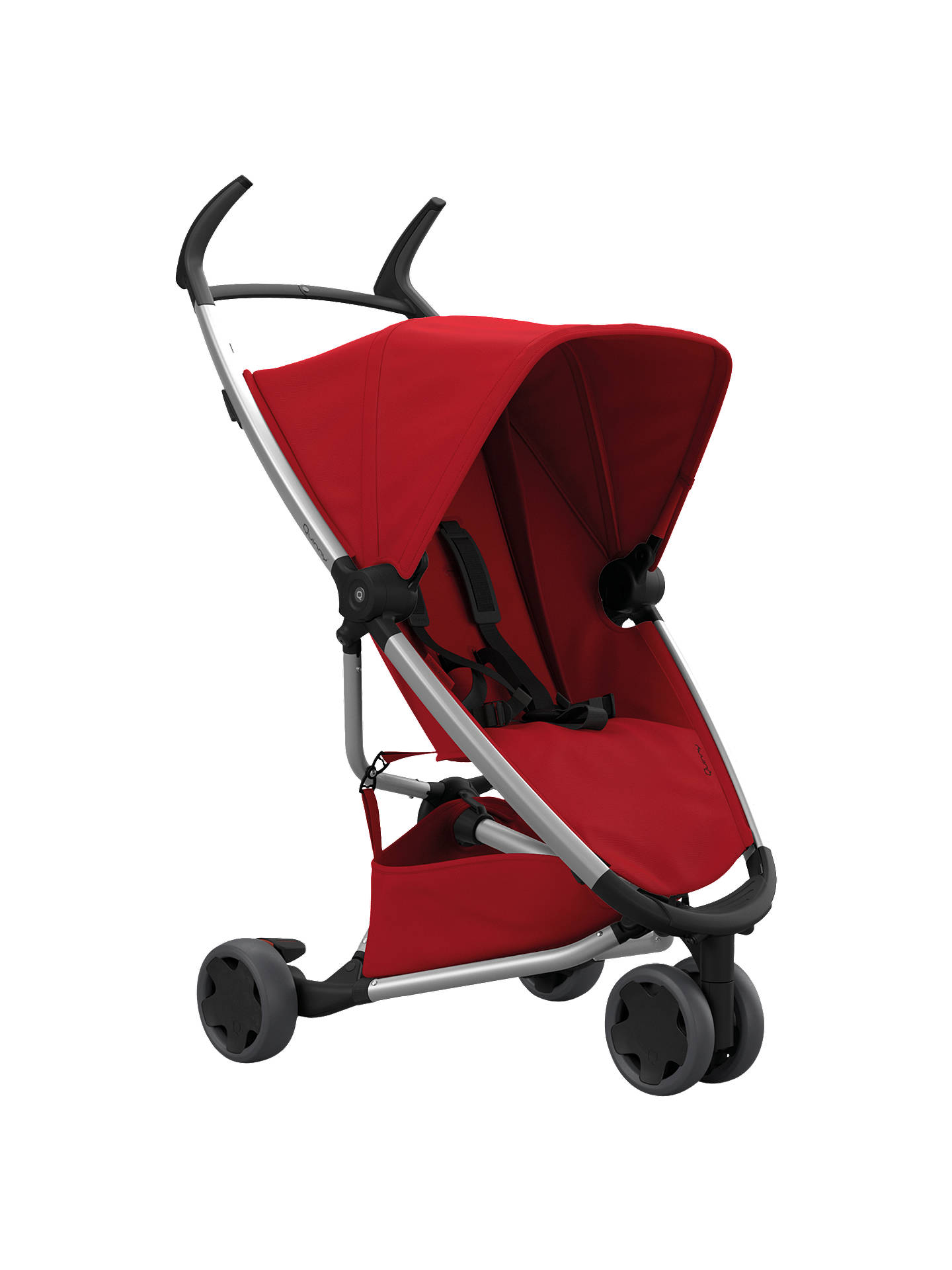 quinny zapp xpress pushchair red at john lewis partners. Black Bedroom Furniture Sets. Home Design Ideas