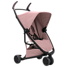 Buy Quinny Zapp Xpress Pushchair, Blush Online at johnlewis.com