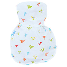 Buy Grobag Bear Print Swaddle Blanket, Pack of 2, Multi Online at johnlewis.com