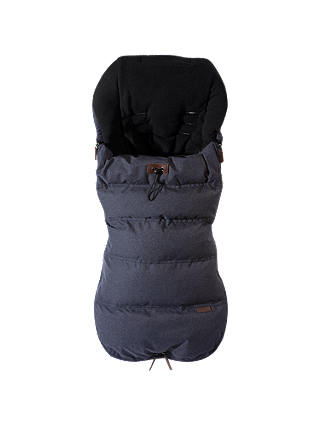Buy Silver Cross Wave Luxury Footmuff, Midnight Online at johnlewis.com