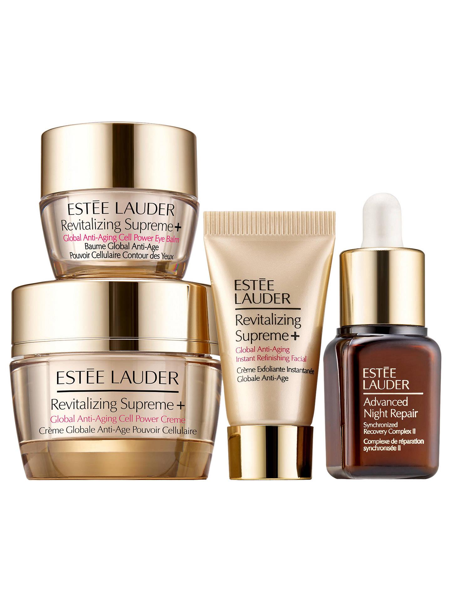 Estée Lauder Supreme Skincare Starter Set Online At Johnlewis Com