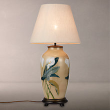 Buy Jenny Worrall Lily Urn Lamp Base with John Lewis Samantha Shade Online at johnlewis.com