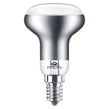 Buy Philips 3.8W LED Energy Efficient SES R50 Reflector Bulb, Non Dimmable Online at johnlewis.com