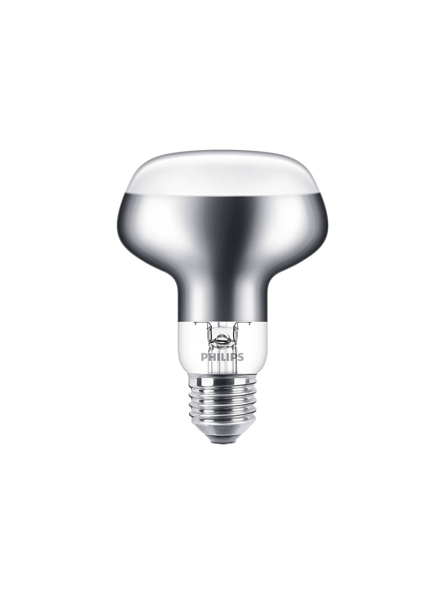 Philips 5w Led Energy Efficient Es R80 Reflector Bulb Non Dimmable