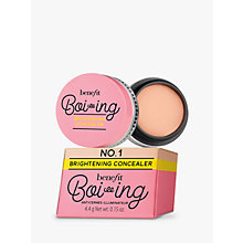 Buy Benefit Boi-ing Brightening Concealer Online at johnlewis.com