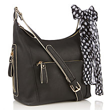 Buy Oasis Issy Across Body Scarf Bag Online at johnlewis.com
