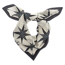 Buy Mint Velvet Natalie Print Neck Scarf Online at johnlewis.com