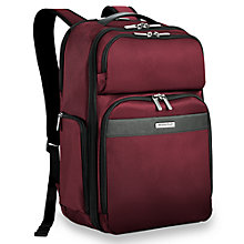 Buy Briggs & Riley Transcend Backpack Online at johnlewis.com