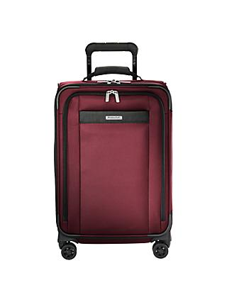 Briggs & Riley Transcend 4-Wheel 56cm Expandable Cabin Suitcase