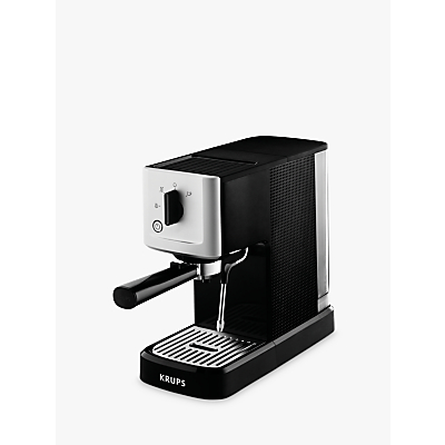Krups XP344040 Calvi Manual Espresso Machine, Black