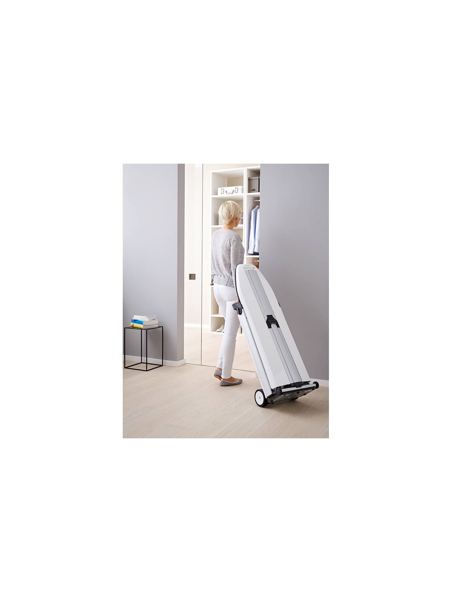 Miele b3312 fashionmaster ironing system at john lewis partners for John lewis home design service reviews