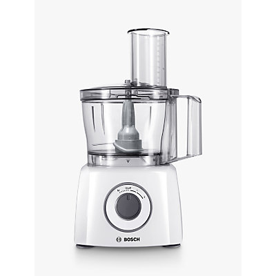 Bosch MCM3100WGB MultiTalent 3 Compact Food Processor, White