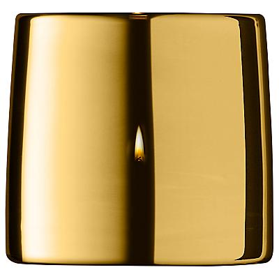 LSA International Metallic Tealight Holder, Gold