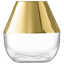 Buy LSA International Space Bud Vase, H10cm Online at johnlewis.com